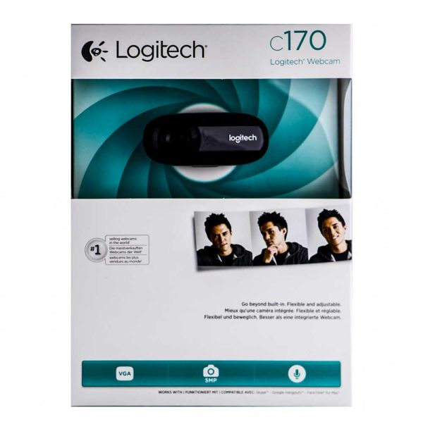وب کم لاجیتک Logitech C170